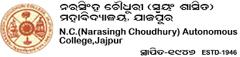 N.C.(Narasingh Choudhury) Autonomous College,Jajpur